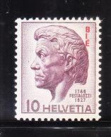 Switzerland 1946 Overprinted Mint - Suisse