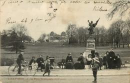 75 - TOUT PARIS - LE PARC MONTSOURIS  -  PRIX FIXE !! - Arrondissement: 14