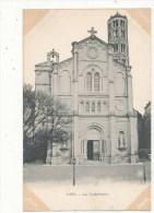Uzès La Cathédrale Cpa Bon état - Uzès