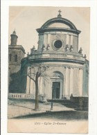 Uzès Eglise Saint Etienne Cpa Bon état - Uzès