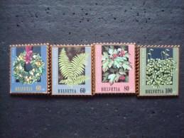 POSTE SUISSE . PRO JUVENTUTE 1993 . Série De 4 Pin's - Postes