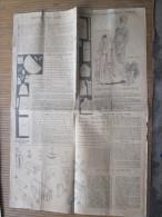 """Supplément Hebdomadaire De"""" Femmes D'aujourd'hui """" 8 Févr 1962 Patron Modèle Pour Fêter La Communiante Faïence Bretonne - Other"""