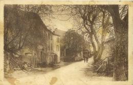 Grans Rue Aristide Briand Qq Taches Brunes Recto Verso - Autres Communes