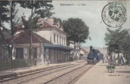 HERICOURT -TRAIN En GARE + Animée - Lure