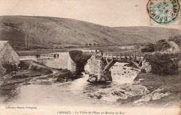 CARHAIX - LA VALLEE DE L'HYER AU MOULIN DU ROY - Carhaix-Plouguer