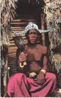 CONGO BELGE CHEF BAYAKA