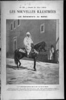 De 1903 - Article/photogravure - Les évènements Du Maroc - S.M. Chérifienne Moulai Abd-El-Aziz, Sultan Du Maroc - - Oude Documenten