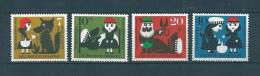 Allemagne Fédérale Timbre De 1960   N°213  A  216  Neufs - Unused Stamps
