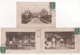 3 CPA - CHATEAU DE MARCHAIS - France