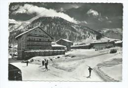 CPSM Grand Format - Val D'Isère - La Route Des Téléphériques Et Le Solaise - Val D'Isere