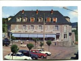 CP - MONTSAUCHE (58) LA MAISON DE REPOS AMBROISE CROIZAT (CITROEN D.S ETC...) - Montsauche Les Settons