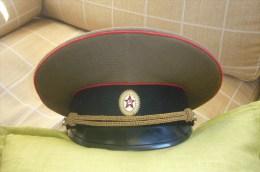 Casquette Sovietique Officier - Casques & Coiffures