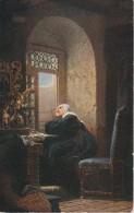 AK Künstlerkarte - Gustav Adolf Kuntz - Ein Gruß Aus Der Welt - Senftenberger Krone-Brikett-Serien (10075) - Künstlerkarten