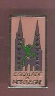 39775-pin's.Escalade Et Montagne.alpinisme.Cathed Rale De Chartres.. - Alpinisme