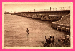 Porto-Novo - Le Pont - Animée Avec Enfants - SUZANNE TOUBON - 1955 - Benin