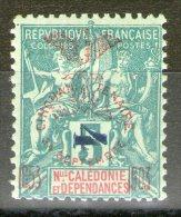 Nelle-Calédonie: N°83a * (type II)   - Cote 50€ - - Ungebraucht
