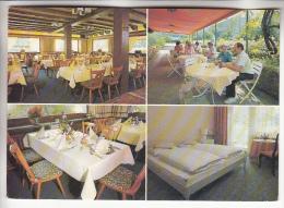 """ALLEMAGNE Deutchland - BENEDIKTBEUERN : Alpengasthof Hotel """" Friedenseiche """" CPSM CPM GF Rare (0 Sur Le Site) - - Bad Toelz"""