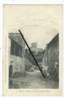 CPA - Rue Du Village De Brançions - Autres Communes