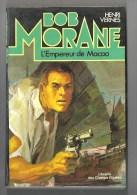 1978  BOB MORANE N° 2 . LES CHASSEURS DE DINOSAURES  . Librairie Des Champs Elysées  . - Other