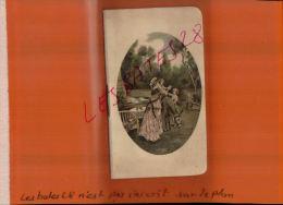 CALENDRIERS AGENDA PETIT FORMAT  CALENDRIER  MEMENTO  1931  MEDAILLON SCENES  PAYSANNE  DIV  921 - Formato Piccolo : 1921-40
