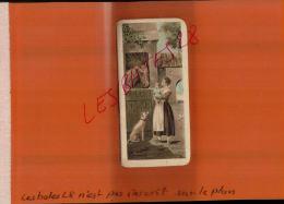 CALENDRIERS AGENDA PETIT FORMAT  CALENDRIER   MEMENTO  1931 AUX VILLAS  DE GLAGNY  SCENES  PAYSANNE   DIV  922 - Formato Piccolo : 1921-40