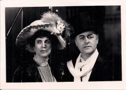 JOSE VAN DAM Et ANNE ROUSSEL (Film 'LE MAITRE DE MUSIQUE' De Gérard CORBIAU) - Fotos