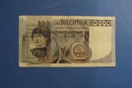 BANCONOTA DA 10.000 LIRE _ DIECIMILA LIRE ITALIA CASTAGNO ITALY_29/12/1978 - [ 2] 1946-… : Repubblica