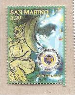 San Marino - Centenario Della Federazione Internazionale Di Pesistica - 2005 - Pesistica