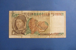 BANCONOTA DA 5.000 LIRE _ CINQUEMILA LIRE ITALIA MESSINA ITALY_03/11/1982 - [ 2] 1946-… : Repubblica