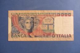 BANCONOTA DA 50.000 LIRE _ CINQUANTAMILA LIRE ITALIA VOLTO DONNA ITALY_23/10/1978 - [ 2] 1946-… : República