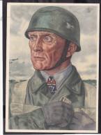 Postkarte Sign.Willrich  Oberst Bräuer - Allemagne
