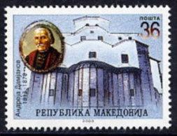 MACEDONIA 2003 Andreja Damjanov  MNH / **.  Michel 272 - Macedonia