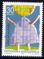 MACEDONIA 1999 Childrens Week  MNH / **.  Michel 174 - Macedonia