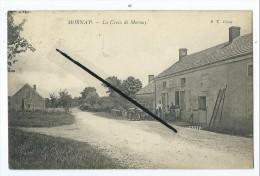 CPA - Mornay - La Croix De Mornay - Autres Communes