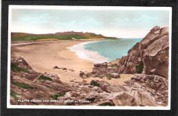 Real Photo Postcard - Platte Saline & Fort Tourgis Alderney - Channel Islands - Alderney