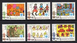 MOCAMBIQUE 1979 - Internationales Jahr Des Kindes - MiNr.694-699 Kompletter Satz - Kind & Jugend