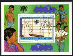 TCHAD 1979 - Internationales Jahr Des Kindes - Block 76 - Kind & Jugend
