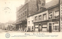 Ciney Rue Du Condroz 1916 Envoyer A Mon Gauthier (haversin) - Ciney