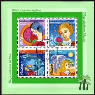 POLEN 2005 - Internationaler Kindertag - Block 163 Mit Erstagsstempel - Kind & Jugend