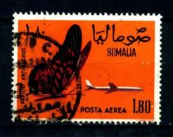 SOMALIA - Farfalle - Butterfly - Year 1961 - Usato - Used.. - Farfalle