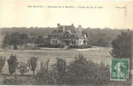 78  BUC     DOMAINE  DE  LA  BOUILLIE   CHALET  DU  JEU DE  GOLF - Buc