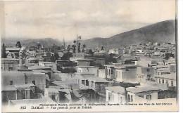 SYRIE - DAMAS - Vue Générale Prise De Salhieh - Syrie
