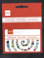 AMSARDAM  - GIFT CARD  FOR COLLECTION - (  HEMA ) - Gift Cards