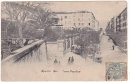 Ajaccio.  196.   -  Cours  Napoléon - Ajaccio