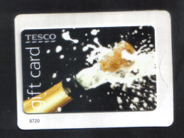 GREAT BRITAIN - GIFT CARD  FOR COLLECTION - (  TESCO  ) - Gift Cards