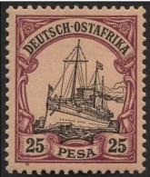 Allemagne - Afrique Orientale - 1905 YT 17 Neuf Avec Charniere - Colonie: Afrique Orientale