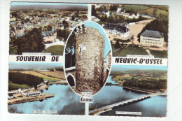 CPSM    NEUVIC USSEL - Frankrijk