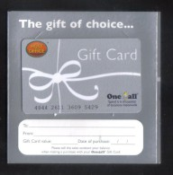 IRELAND - GIFT CARD  FOR COLLECTION - (  POST OFFICE ) - Gift Cards