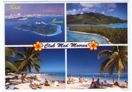POLYNESIE FRANCAISE - CLUB MED MOOREA - Polinesia Francese