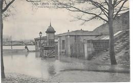 PARIS - Inondations De Janvier 1910 - Port De Billancourt (Bd Murat) - Arrondissement: 16